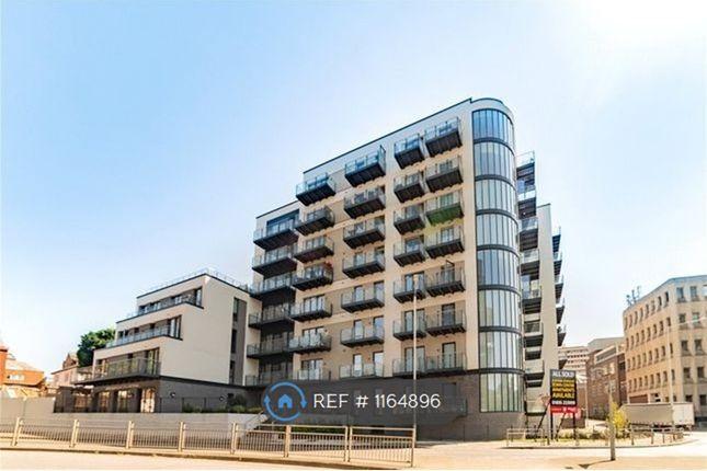 Thumbnail Studio to rent in Panorama Apartments, Uxbridge