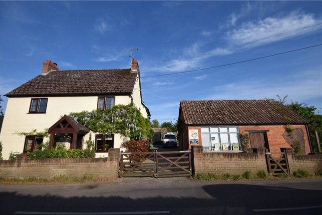 Thumbnail Detached house for sale in Stembridge, Martock, Somerset