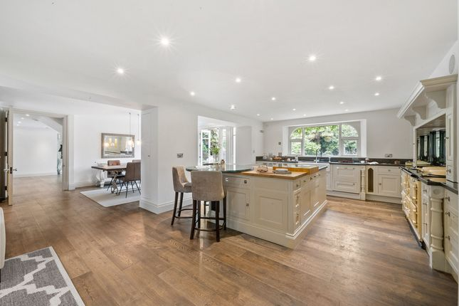 Thumbnail Detached house to rent in Nuns Walk, Virginia Water