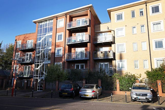 Thumbnail Flat for sale in Kirkdale Road, Leytonstone