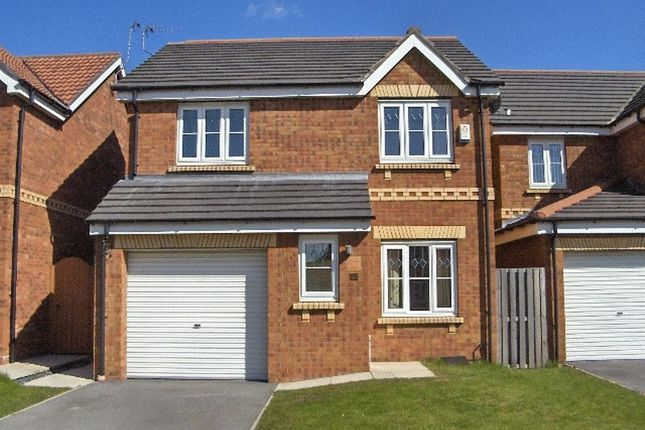 Thumbnail Property to rent in Callow Hill Drive, Bransholme, Hull