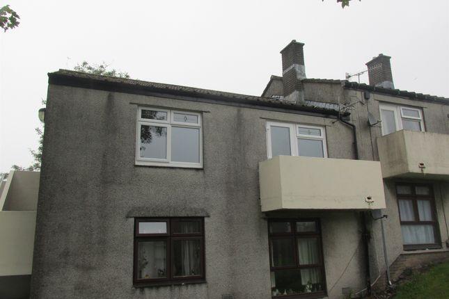 Thumbnail Flat for sale in Glanyrafon, Rhymney, Tredegar