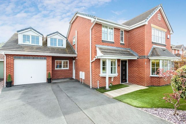 Thumbnail Detached house for sale in Southworth Way, Thornton-Cleveleys