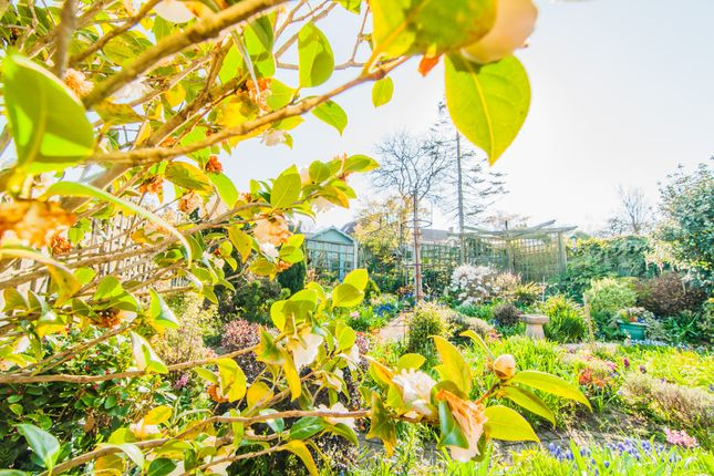 Garden of Rockcliffe Close, Wadworth, Doncaster DN11