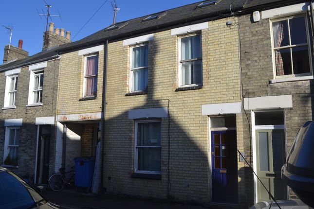 Thumbnail Terraced house for sale in Upper Gwydir Street, Cambridge