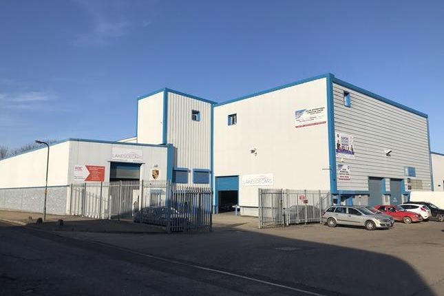 Thumbnail Light industrial for sale in Units 11B & 12, New Horizon Business Centre, Barrows Road, Harlow, Essex