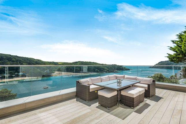 Thumbnail Flat for sale in Cliff Road, Salcombe