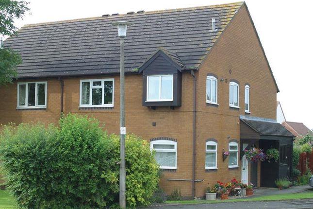 Thumbnail Maisonette to rent in Tithe Court, Middle Littleton, Evesham