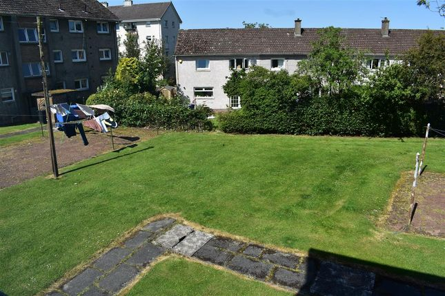 Communal Gardens of Maxwellton Avenue, East Kilbride, Glasgow G74