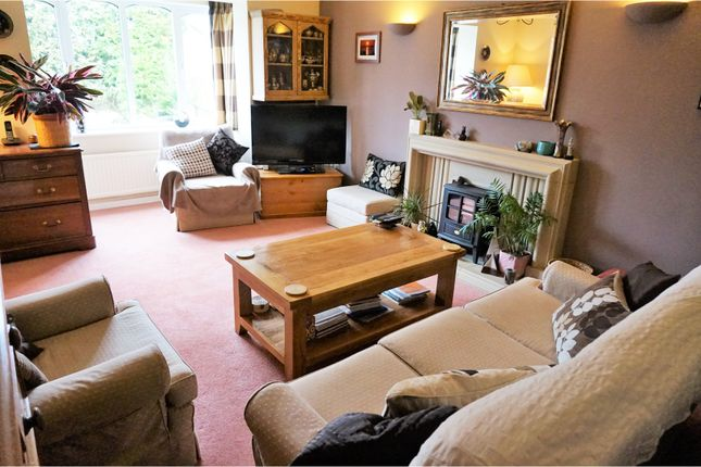 Thumbnail Detached house for sale in Aragon Drive, Warwick