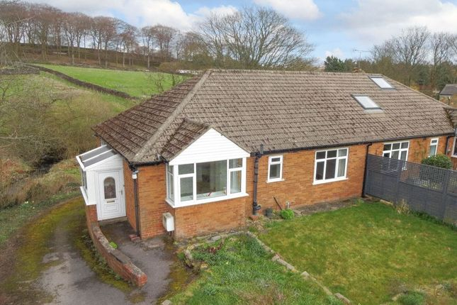 Thumbnail Bungalow for sale in The Green, Eldwick, Bingley