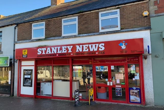 Thumbnail Retail premises to let in 40 Front Street, Stanley
