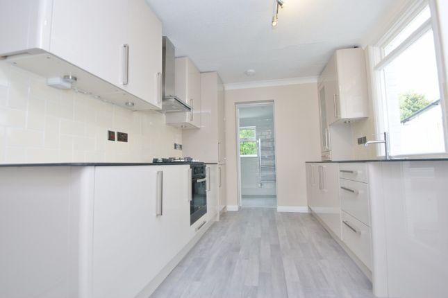 Thumbnail End terrace house to rent in Bond Road, Ashford