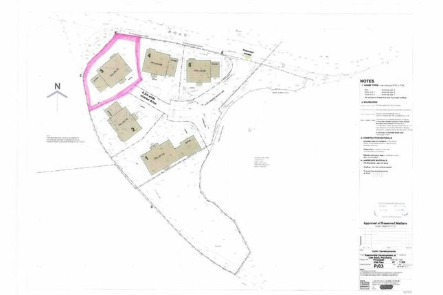 Thumbnail Land for sale in Cae Bach, Penybanc, Llandeilo
