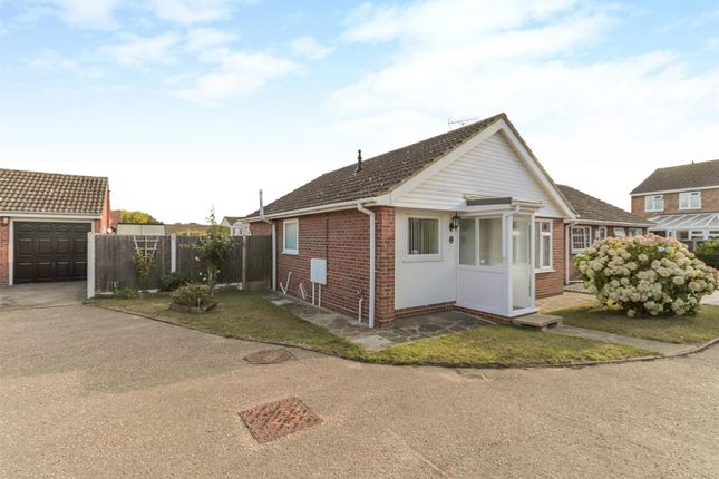 Thumbnail Detached bungalow for sale in Crome Road, Clacton-On-Sea