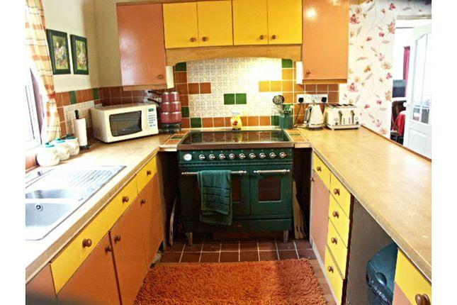 Kitchen of Tregatillian, St. Columb TR9