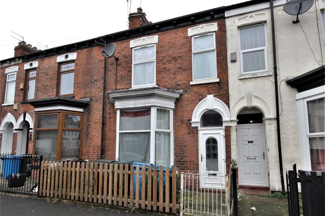 Terraced house for sale in Suffolk Street, Hull