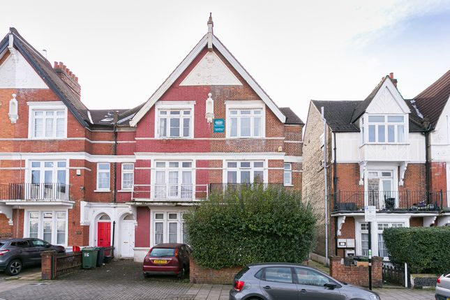 Thumbnail Flat to rent in Sternhold Avenue, London