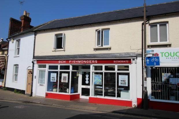 Thumbnail Flat to rent in Newnham Street, Bedford