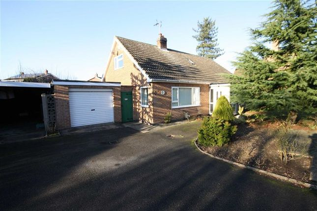 Thumbnail Detached bungalow for sale in Mattersey Road, Ranskill, Nottinghamshire