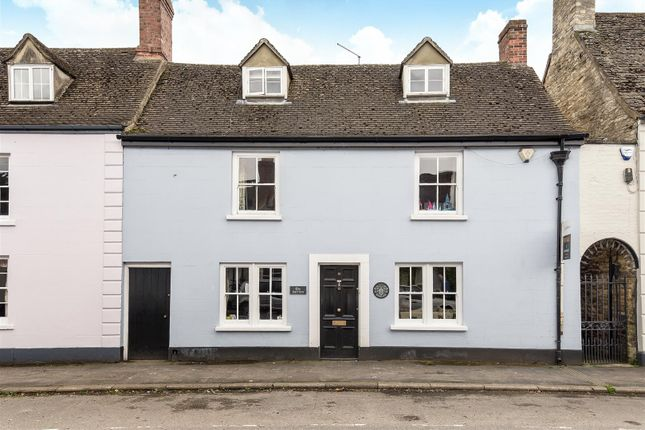 Thumbnail Terraced house for sale in West End, Witney