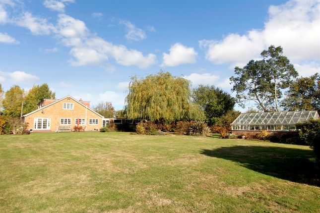 Thumbnail Property for sale in Peartree Lane, Bulphan, Upminster