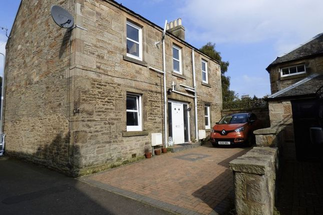 Thumbnail Flat for sale in 3 Bedroom Extended Ground Floor Flat, School Lane, Livingston
