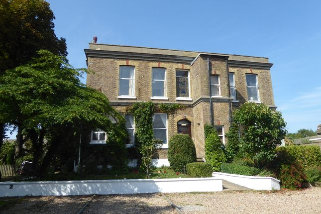 Thumbnail Flat to rent in Alexandra Road, Whitstable