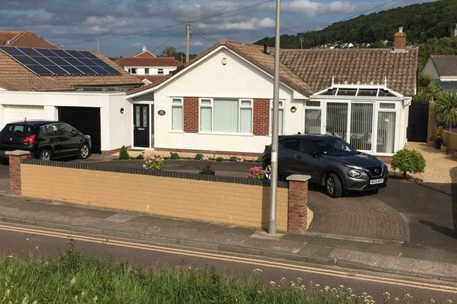 Thumbnail Detached bungalow for sale in Beach Road, Kewstoke, Weston-Super-Mare