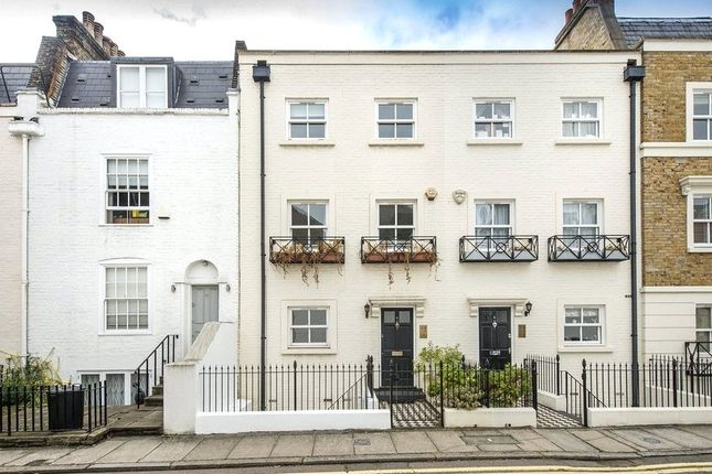 Thumbnail Terraced house for sale in South End Row, London