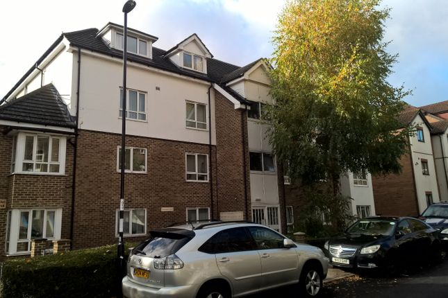 Thumbnail Flat to rent in Moorbeck Court, South Norwood