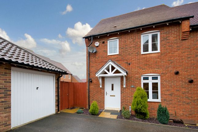 Thumbnail Semi-detached house to rent in Imperial Way, Singleton, Ashford