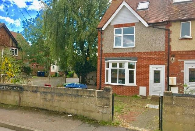 Thumbnail Flat to rent in Lawrence Road, Cowley, Oxford