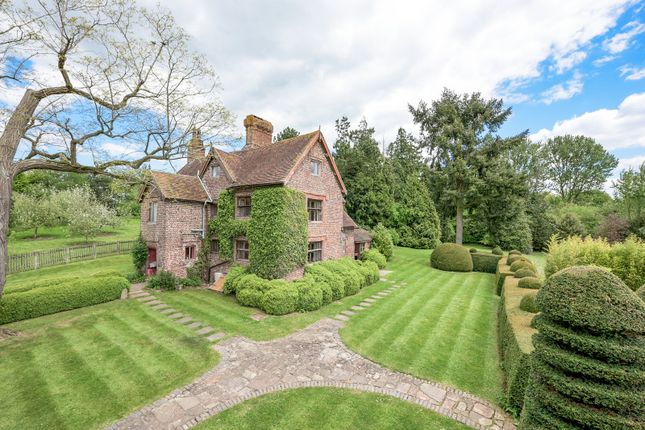 Thumbnail Detached house for sale in Steventon, Ludlow, Shropshire