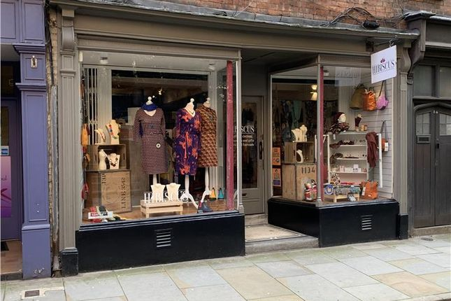 Thumbnail Retail premises to let in Prominently Located Shop, 84 Wyle Cop, Shrewsbury, Shrewsbury, Shropshire