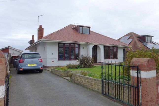Thumbnail Detached bungalow for sale in Norbreck Road, Thornton-Cleveleys