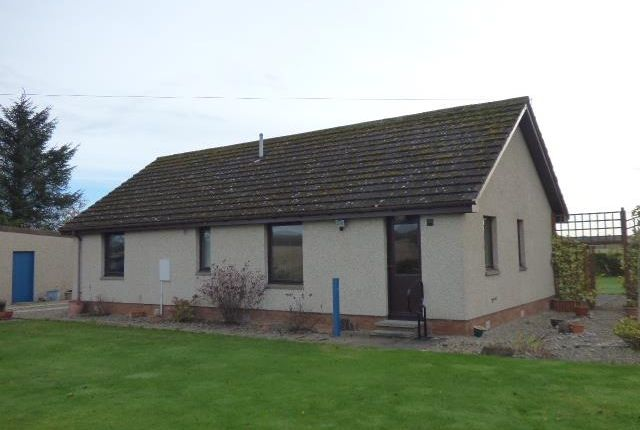 Thumbnail Detached bungalow to rent in The Bungalow, Blairyfeddon Farm Cottage, Forfar