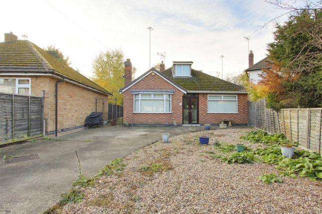 Thumbnail Detached bungalow for sale in Bradbourne Avenue, West Bridgford, Nottinghamshire
