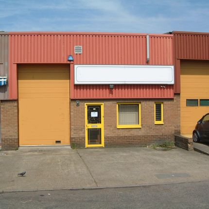 Thumbnail Industrial for sale in Trojan Business Centre, Cobbold Road, Willesden