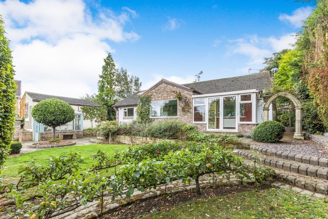 Thumbnail Detached bungalow for sale in Brandy Carr Road, Kirkhamgate, Wakefield