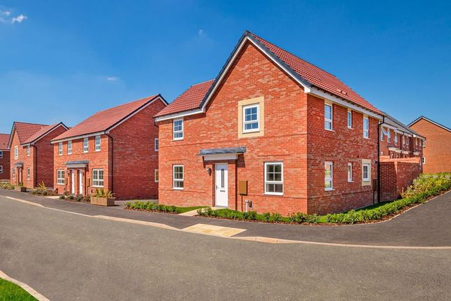 """Thumbnail Detached house for sale in """"Alderney"""" at Wheatley Hall Road, Doncaster"""