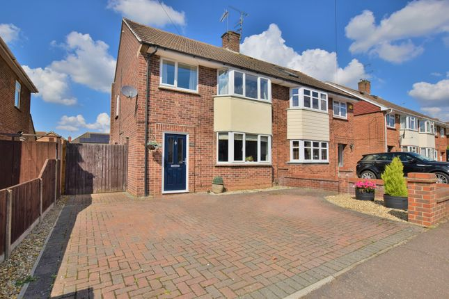 Thumbnail Semi-detached house for sale in De Vere Road, Colchester