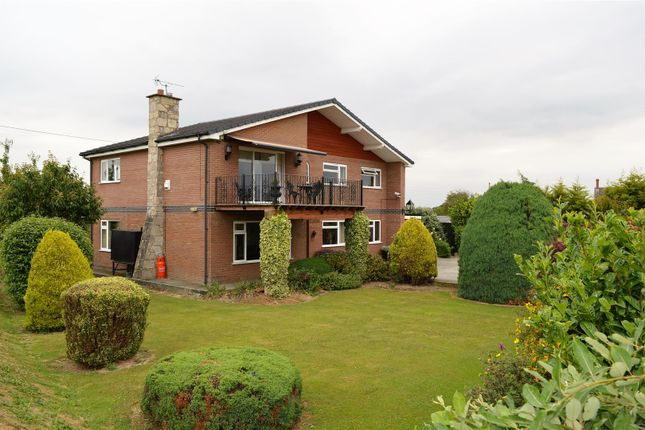Thumbnail Detached house for sale in Melverley Road, Pentre, Shrewsbury