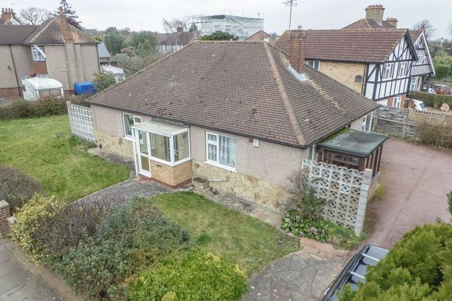 Thumbnail Bungalow for sale in Sydney Road, Sidcup