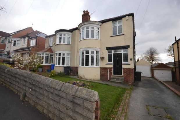 Thumbnail Property to rent in Whirlow Court Road, Whirlow