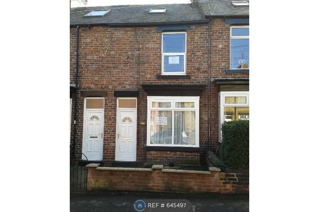 Thumbnail 3 bed terraced house to rent in Smith Street, Sheffield