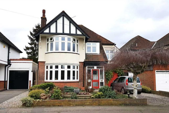 Thumbnail Detached house for sale in St. Fabians Drive, Chelmsford