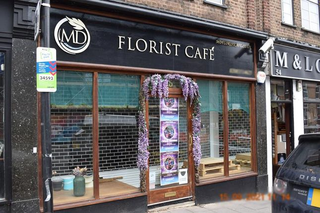 Thumbnail Retail premises to let in 56 Crouch End Hill, Crouch End, London