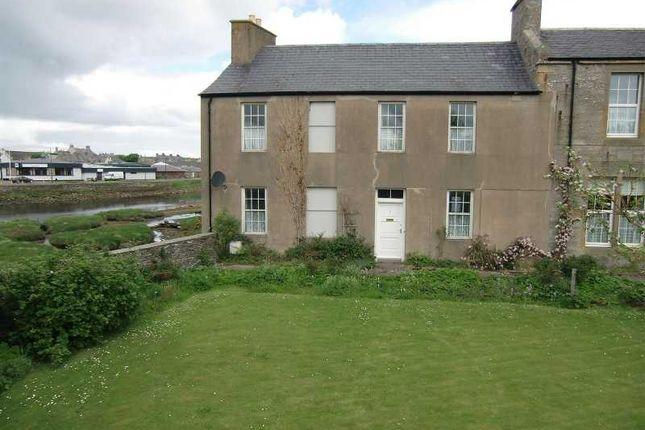 Thumbnail Semi-detached house for sale in 1 Bridgend, Thurso, Caithness