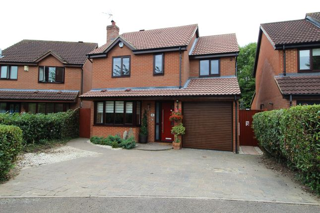 Thumbnail Detached house for sale in Mendelssohn Grove, Browns Wood